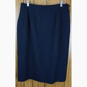 Austin Reed London New York Pencil Skirt sz 16
